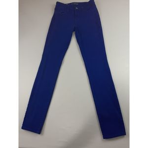 GUESS LOS ANGELES STRETCHY SKINNY LEG JEANS SZ 28